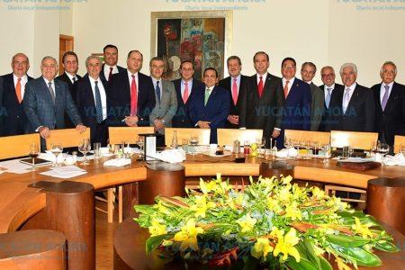 El Consejo Coordinador Empresarial, en sesión permanente el día de la votación
