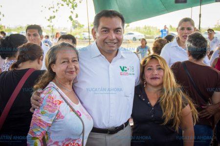 Es inadmisible la enorme brecha de desigualdad entre los servicios de Mérida: Caballero
