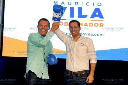 Haremos de Yucatán una potencia deportiva nacional: Mauricio Vila