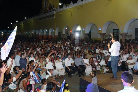 Haremos de Yucatán el estado más sustentable de México: Mauricio Vila
