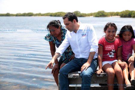 Los yucatecos ganarán más y vivirán mejor: Mauricio Vila