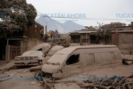 Fin de semana de colecta de ayuda para damnificados de Guatemala