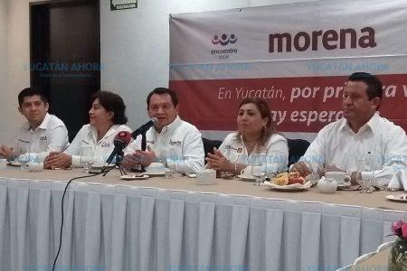 Huacho Díaz asegura que ya cubrió 100 % de las casillas para cuidar el voto