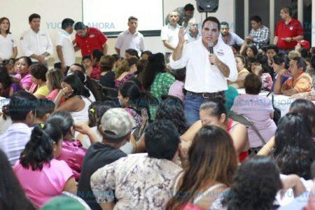 Trabajaré para que Tizimín continúe en el camino de crecimiento: Jesús Vidal
