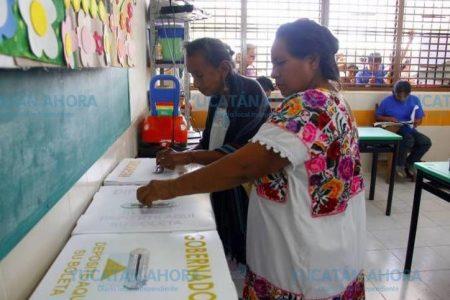 Indígenas olvidados por el sistema electoral