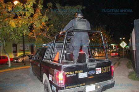 Detienen a presuntos mapaches electorales en Valladolid