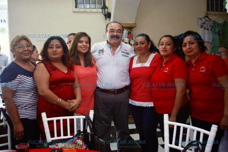 Vamos a mejorar el ingreso de las mujeres, afirma Ramírez Marín