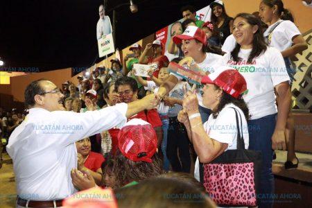 Vamos a emparejar el piso en Yucatán, afirma Ramírez Marín
