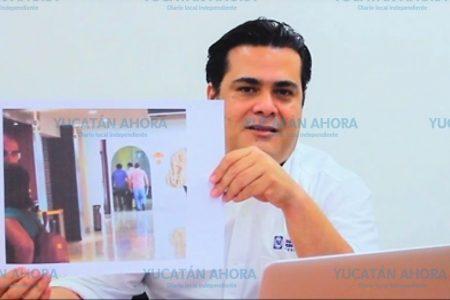 El PAN responde a un video del candidato del PRI en Mérida