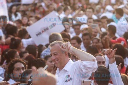 Certeza en el triunfo: Mauricio Sahuí