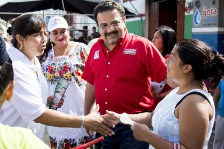 Tengan la seguridad de que se consolidará la mejor versión de Yucatán: PRI
