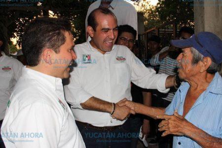 Exhortó Felipe Cervera a priistas a no caer en provocaciones