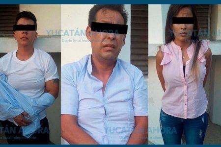 Liberan a 'fuereños' que robaron bolsa con 183 mil pesos