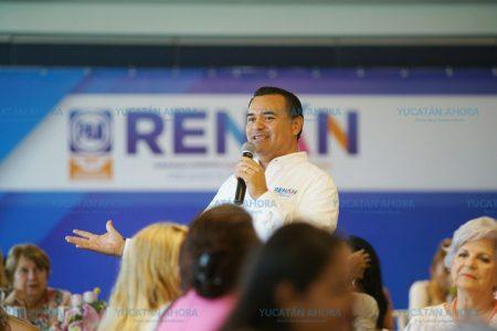 Renán Barrera creará el Departamento de Innovación, Conocimiento y Emprendedurismo