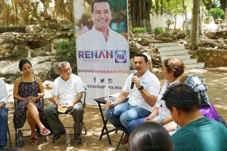Buscaremos posicionar a Mérida como la Capital Cultural: Renán Barrera