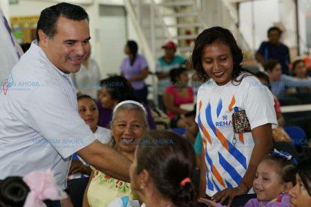 Vamos a apoyar a las empresas para que se continúen generando empleos: Renán Barrera