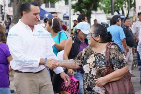 El Gran Pulmón de Mérida mejorará la calidad de vida: Renán Barrera
