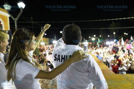 El triunfo está cerca: Mauricio Sahuí
