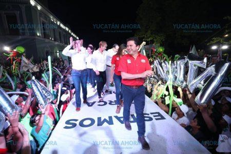 Votemos y ganemos por Yucatán: Mauricio Sahuí