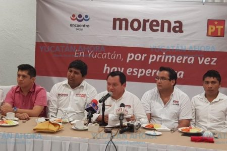 Presenta Huacho Díaz su propuesta de salud para Yucatán