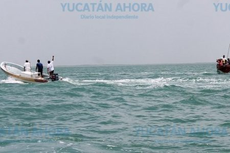Conflicto en Sisal: pescadores protestan por un curso que no fue para todos