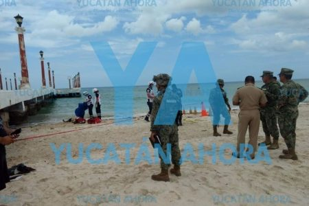 Se ahoga en Sisal un joven meridano de 23 años