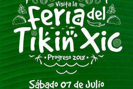 Tras la chicharra, ahora van con la Feria del Tikin Xic en el malecón de Progreso