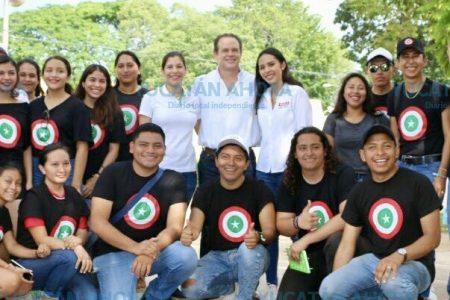 Mary Tony Gasque ofrece impulsar el deporte