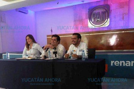 Panistas aseguran que ganarán los dos distritos federales de Mérida