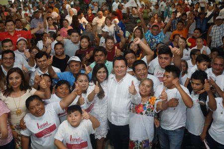 Gobierno honesto, transparente y cercano a la gente, propuesta de Huacho Díaz del debate