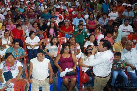Ejerceremos de manera honesta los recursos públicos: Huacho Díaz