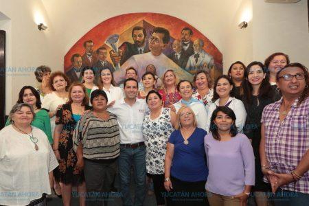 Las mujeres serán prioridad en mi gobierno: Mauricio Vila