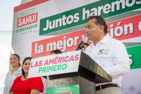 Víctor Caballero tiene plan para un reordenamiento vial de Mérida
