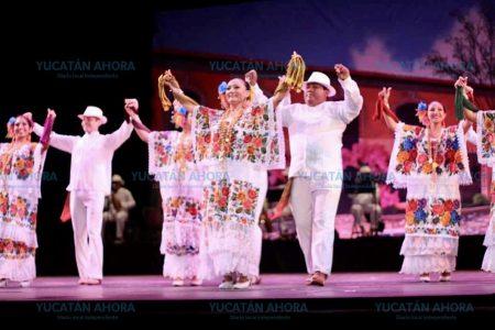 Jarana yucateca hace vibrar el Teatro Degollado en Guadalajara