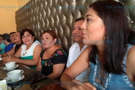 """""""Seguiremos haciendo historia"""", afirman ex candidatos de Morena"""