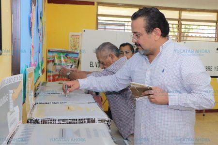 Los yucatecos han mostrado sustancial afluencias a las urnas: PRI