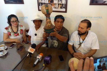 Arrancan los festejos del Año Nuevo Maya con la Copa Mundial de Poktapok