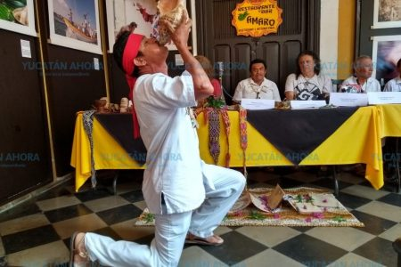 Sanarán con plantas medicinales en la celebración del Año Nuevo Maya