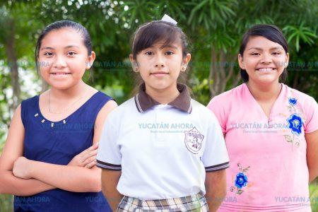 De zonas rurales sobresalen para representar a Yucatán en la Olimpiada del Conocimiento Infantil