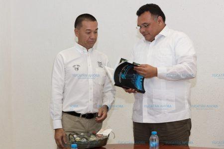 Japoneses quieren instalar fábrica de sellos y empaques para automóvil en Yucatán