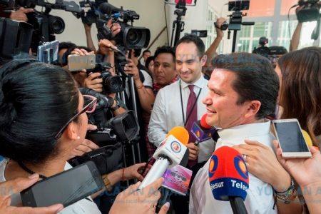 Mauricio Sahuí afirma que ganó la elección con una ventaja de 5 puntos porcentuales