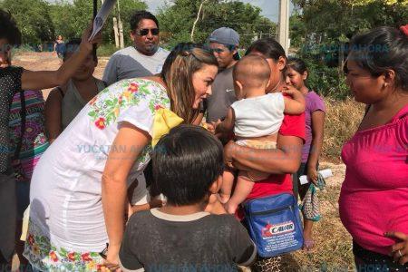 Donde haya un niño o niña en situación difícil, ahí estaré: Cecilia Patrón