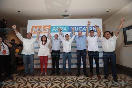 Mauricio Vila dice que va ganando la elección por más de 50 mil votos