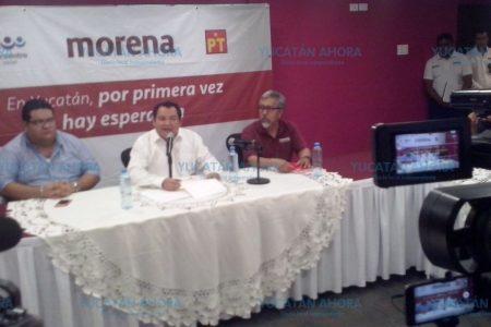 'Huacho' Díaz reconoce su derrota, exige claridad al Iepac