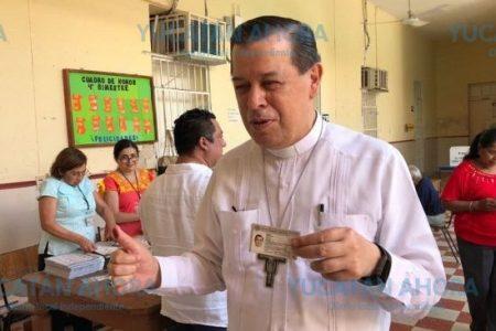 En calma la jornada electoral en Yucatán, incidentes menores y casillas con demora de apertura