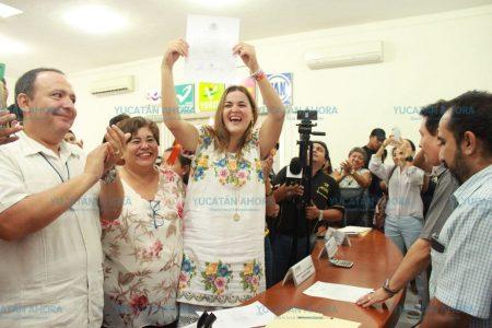 Con 98 votos a favor, Cecilia Patrón recupera para el PAN el Distrito 3 federal