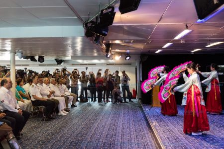 Llega a Yucatán el Logos Hope con cultura, solidaridad y evangelización