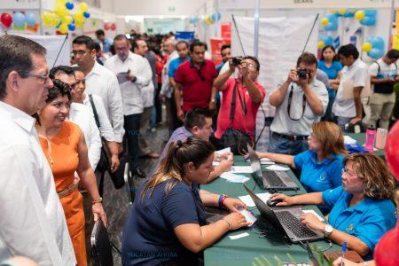 Yucatán tiene las cifras más bajas de desocupación