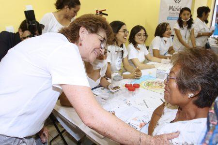 El trabajo a favor de adultos mayores no es una dádiva, sino un derecho