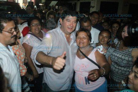 Madrugador festejo del PRI en Tizimín
